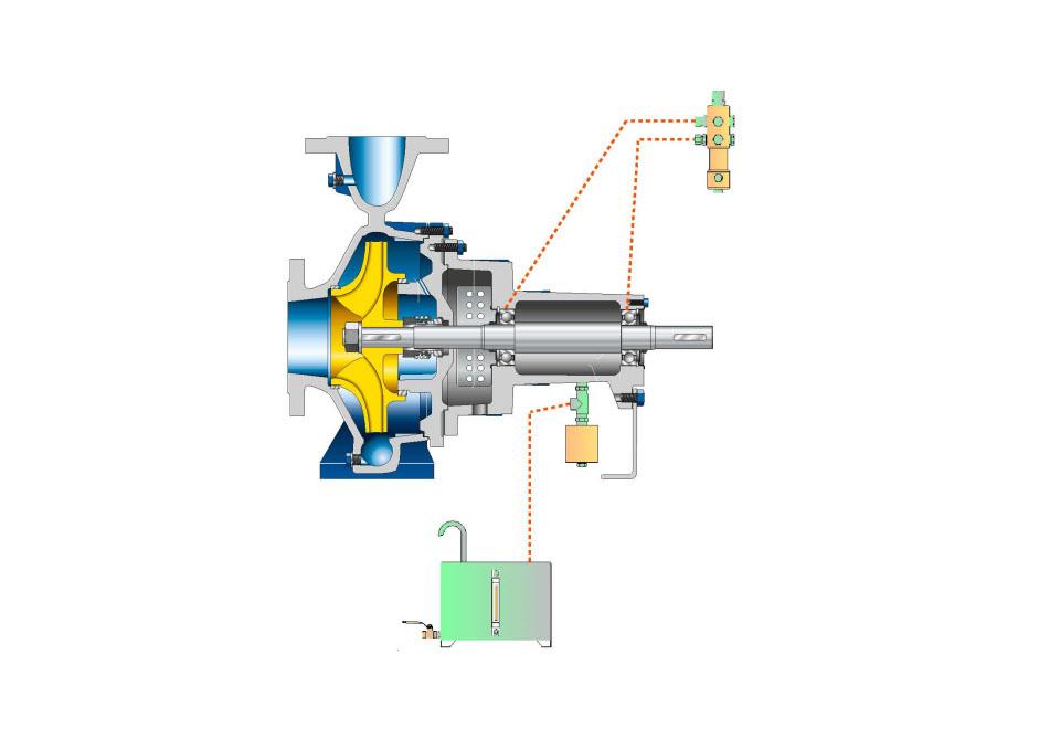 Sistema de lubricacion de motos